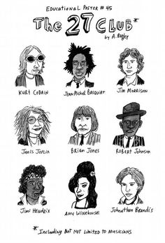 Imagem de alive musician and Amy Winehouse Kurt Cobain Art, Estilo Punk Rock, Arte Punk, Musica Popular, Music Memes, Janis Joplin, Rock Legends, Jim Morrison, Amy Winehouse