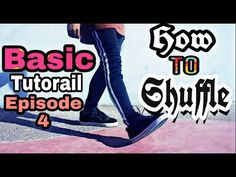 How to shuffle / Cutting Shape Tutorial #4 || Easy Steps for Beginners by (D.C Shuffle) - YouTube