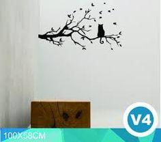 Resultado de imagen para vinilos decorativos de gatos