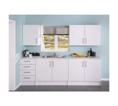 Buy Athina 5 Piece Fitted Kitchen Unit Package - White Oak at Argos.co.uk, visit Argos.co.uk to shop online for Kitchen packages, Fitted kitchens, Home and garden