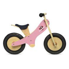 Kinderfeets - Balance Bike - Pink