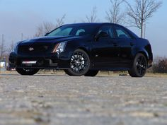 Cadillac CTS V www.musclecarfuturefortune.com