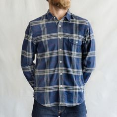 49b6263f0d3 North Menswear · LifeAfterDenimBluePlaid