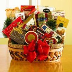 Gift Basket Ideas: Christmas Gift Baskets