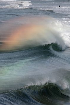 Rainbow Mist, Melbourne, Australia, via Tumbler