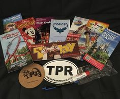 We are giving away TPR bags-o-crap on our Twitter! Go find out how to win one! #Contest #themeparks #themepark #rollercoaster #awesome #love #followme #pandora #visitpandora #WaltDisneyWorld #waltdisney #disneyside #disneyfan #wdw #disney #orlando #sixflags #japan #disneyland