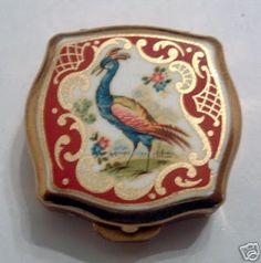 STRATTON OF ENGLAND Ladies Powder Compacts