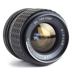 Mirage 28mm f2.8 Wide Angle Lens Pentax M42 DSLR Adaptable EOS MFT
