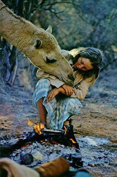 Robyn Davidson. I have just finished reading 'Tracks' about Robyn's trek across the Australian desert with her camels and dog