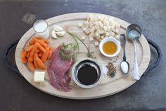 October 16th menu: Coriander Steak with Potatoes and Carrots #dineinfresh