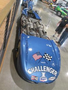 Challenger 1 by Mickey Thompson