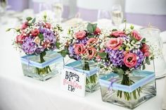 Venue Decorations | Vickys Flowers - Wedding Flower service with style and creativity | East Calder , West Lothian Wedding Table Centres, Flower Service, Table Centers, Wedding Flowers, Decorative Boxes, Creativity, Table Decorations, Home Decor, Style