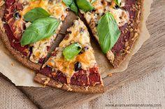 Receta: Masa de Pizza Paleo, sin gluten