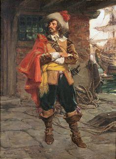 mccormick, arthur david - The Pirate Renaissance, Amber Tree, Dark Beauty Magazine, Pirate Art, Landsknecht, David, Pirate Treasure, Action Film, Modern Warfare