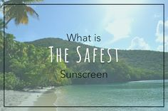Tree Limin' Extreme: What is the Safest Sunscreen?