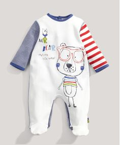 Boys Funky Graphic All in One - Fashion (0 - 4 Years) - Mamas & Papas