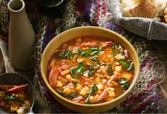 Have this simmering on the stove on the weekend and you'll be enjoying hearty soup all week.