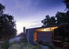 CJWHO ™ (Halls Ridge Knoll Guest House by Bohlin Cywinski...)