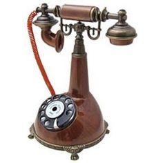 Perkembangan Teknologi & Desain Telepon