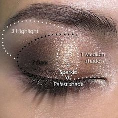 How to NYFW inspired Eye Make-up tutorial. Grayish & Brown Eye shadow for dull d… How to NYFW inspired Eye Make-up tutorial. Grayish & Brown Eye shadow for dull days Eye Makeup Tips, Skin Makeup, Makeup Ideas, Makeup Eyeshadow, Makeup Brushes, Easy Eye Makeup, Sparkly Eyeshadow, Contour Makeup, Gel Eyeliner