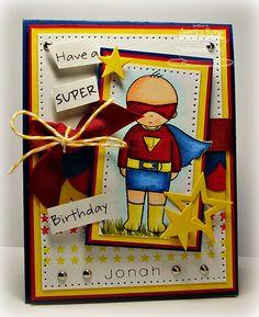 PI Superboy - Jessie Rone