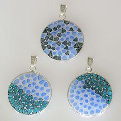 Anhänger Murano Silber, Anhänger blau, Murano Glass Schmuck blau, Glas Anhänger Murano Glass, Decorative Plates, Ebay, Art, Schmuck, Silver, Art Background, Kunst, Performing Arts