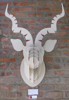 kudu head