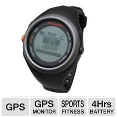 Schwinn GPS Tracking and Heart Rate Monitor by Schwinn. $69.99. Have a smarter way of tracking your running performance as the Schwinn 810 GPS Tracking and Heart Rate Monitor includes a GPS Enabled WAAS/ENGOS support and multi GPS screens for accurate information. You can recall all the history of your training thanks to the GPS's track saving method feature. You can also use this GPS device for swimming since its 3.7 Volt Rechargeable Battery can last long on u...