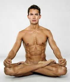 Holy Crap! If this isn't motivation to do some naked yoga I don't know what is!!!
