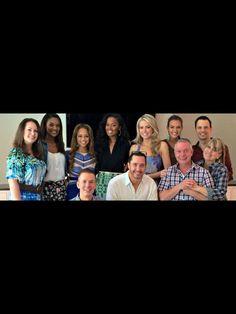Miss Georgia USA, Brian Bremer, (Walking Dead game, Sundance Channel's RECTIFY),  Galan Kovash, Holly Firfer (CNN) Miss Georgia, Georgia Usa, Talent Agent, The Walking Dead, Game, Couple Photos, Couples, Couple Pics, Venison