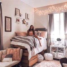 1153 best dorm inspo images in 2019 bedroom decor - Cool dorm room ideas ...