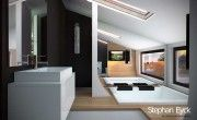 Design interior baie - Casa Galati