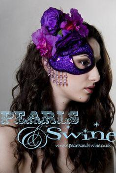 Masquerade on Pinterest | Masks, Lace Mask and Masquerades - photo#13