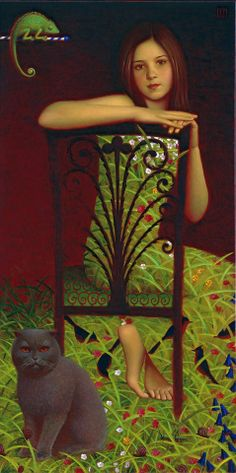 Andrey Remnev (b1962 Yachroma, Russia)