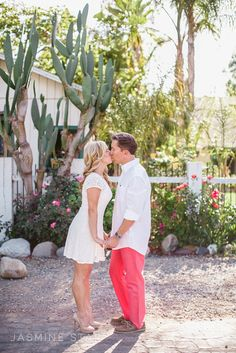 San Juan Capistrano Engagement : Jenna and Jim - Jasmine Star Blog
