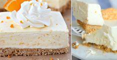 Šťavnatý pomarančový koláč - Receptik.sk Vanilla Cake, Cheesecake, Baking, Desserts, Cook, Basket, Tailgate Desserts, Deserts, Cheesecakes