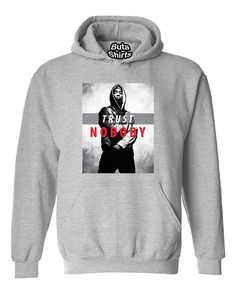 Tupac Trust Nobody 2pac Hip Hop Legend Rap Music Legend Unisex Hoodie