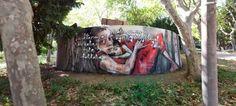 Nuevo mural de Herakut en Turquía