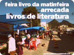 Campanha de arrecadação de livros para a Feira Livro da Matinfeira, Matinhos, PR. Foto e arte: Juliano Rocha. Recados Solidários -...