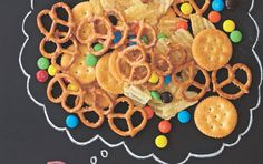 munchies ice cream (pretzel ice cream + mix-ins) fc | ample hills (milk powder)