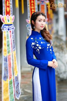 Ao Dai Linh Bui