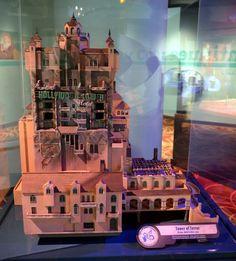Tower of Terror Model
