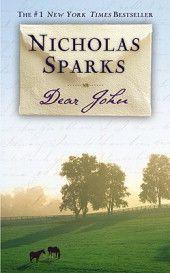 Love Nicholas Sparks books