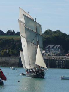 La bisquine : La Cancallaise Bretagne