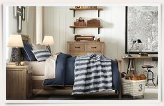 Best Boy Rooms {Neutral and Classy}