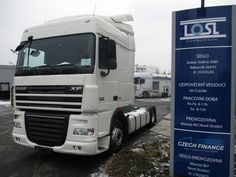 DAF XF105.460 Spacecab lowdeck ATe Jena, Volvo, Trucks, Vehicles, Automobile, Truck, Car, Vehicle, Tools