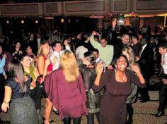 600 employees of a NYC based Worldwide Law firm had their annual holiday party in the Grand Ballroom of one of New York City's finest Hotels, the Hilton, last night. It was non-stop dancing from DJ Dave Swirsky playing ALL Styles of music.