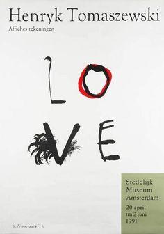 Henryk Tomaszewski, graphic design, poster, typography