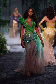 Christian Dior haute couture automne-hiver 2005-2006