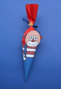 Clown Crafts, Carnival Crafts, School Carnival, Clowning Around, Ideas Para Fiestas, Circus Party, Clowns, Crafts For Kids, Paper Crafts
